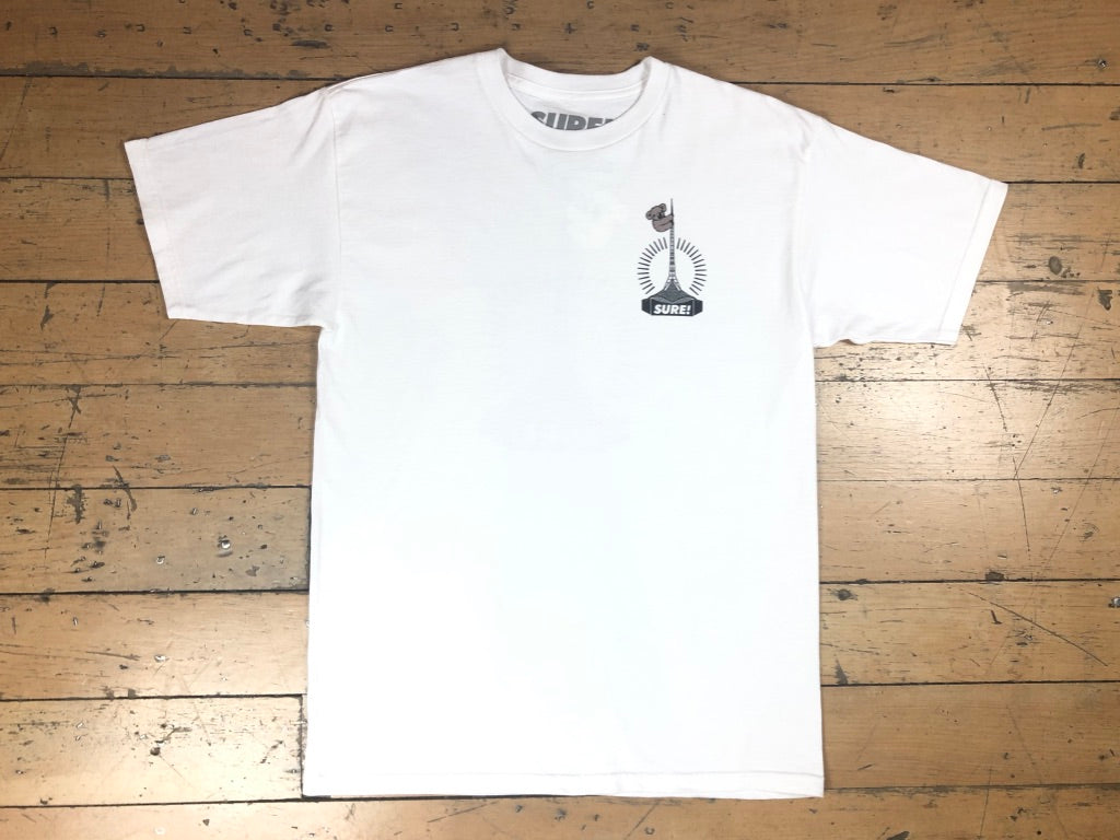 Art Souvenir T-Shirt - White