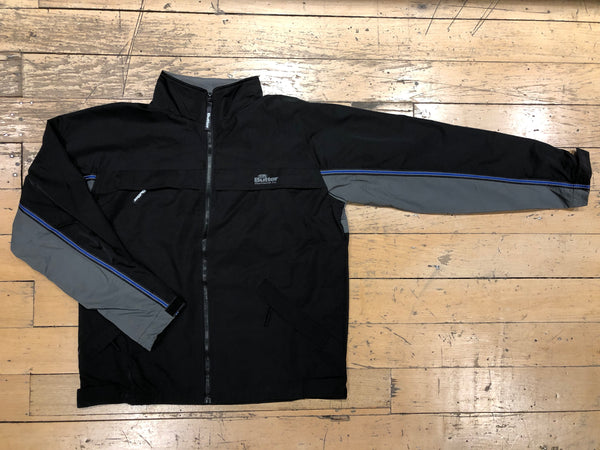 Cold Front Tracksuit Jacket - Black