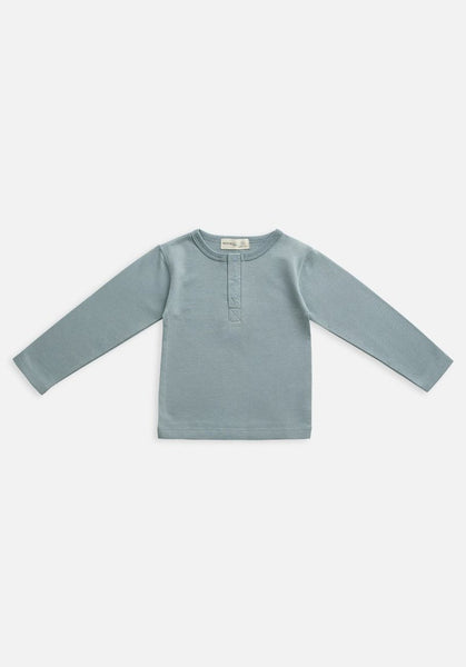 Miann & Co Organic baby cotton long sleeved t shirt
