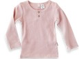 Karibou willow cotton blend long sleeve tee in acorn, blush or slate