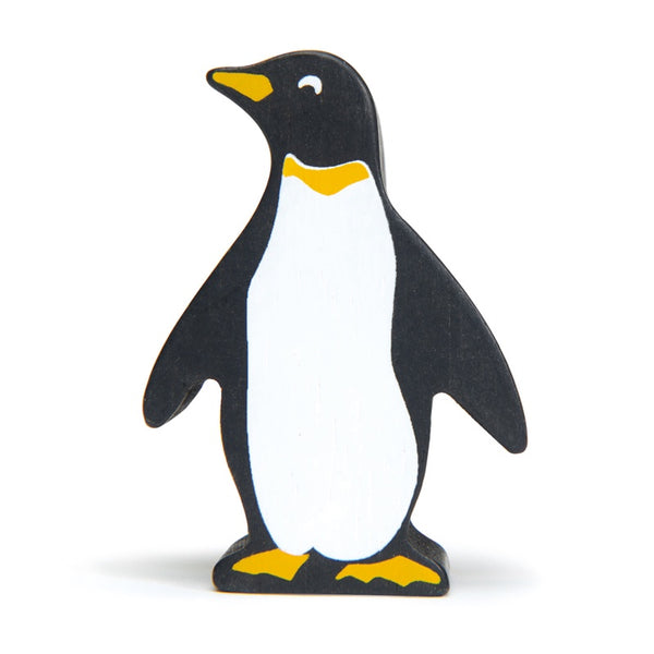 Tender leaf toys wooden penguin