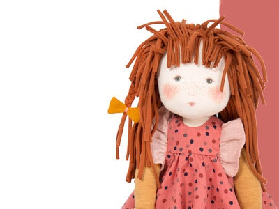 Moulin Roty Les Rosalies Anemone rag doll