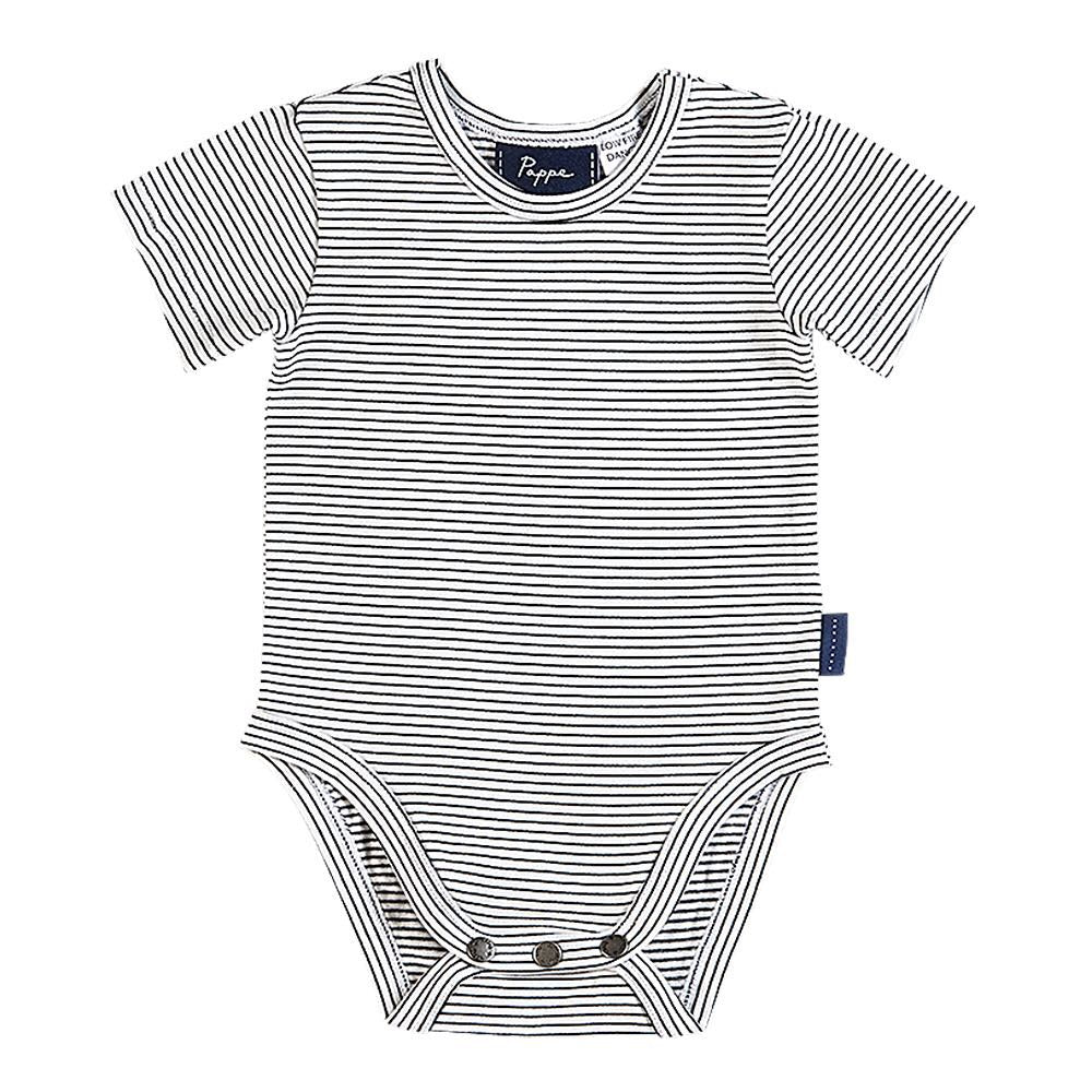 Pappe Nimmy Luxe organic cotton bodysuit.