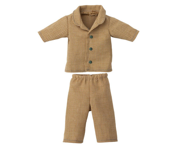 Maileg teddy bear Dad pyjamas