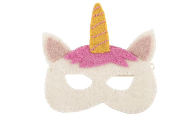 Pashom Felt mask unicorn