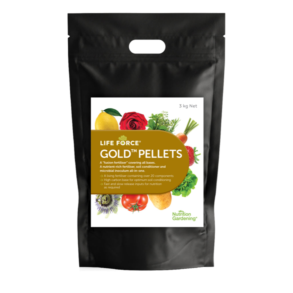 Life Force® Gold™ Pellets