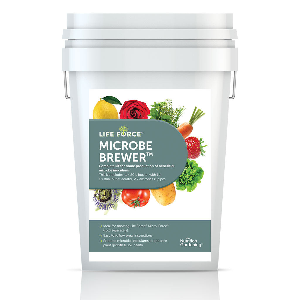 Life Force® Microbe Brewer™
