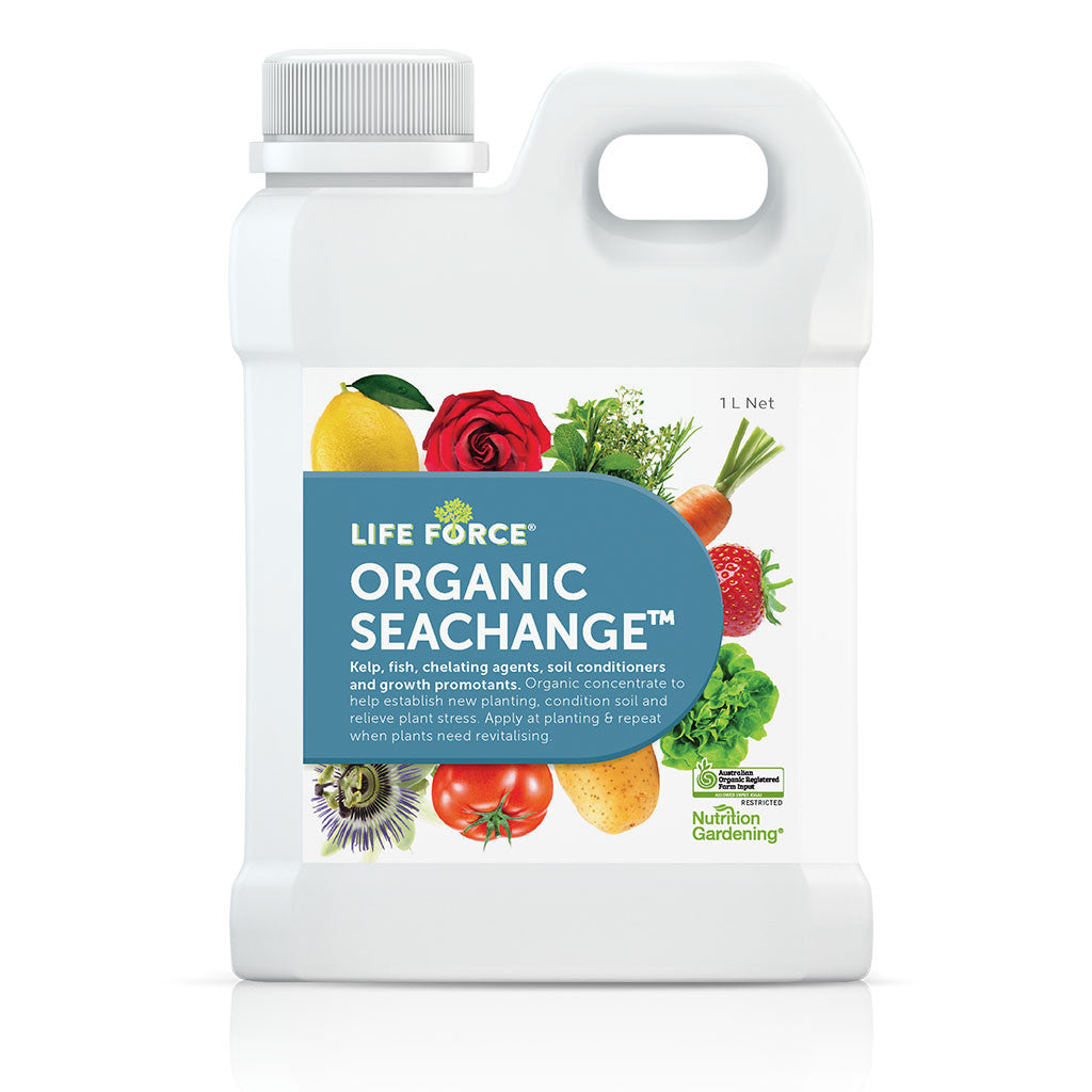 Life Force® Organic SeaChange™