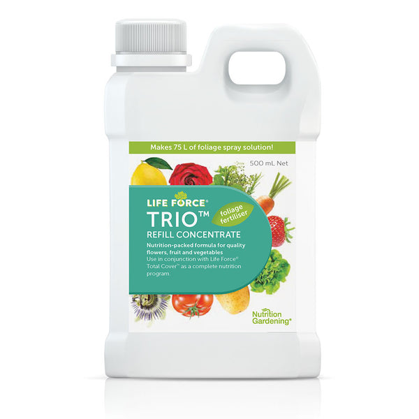 Life Force® Trio™ Refill Concentrate