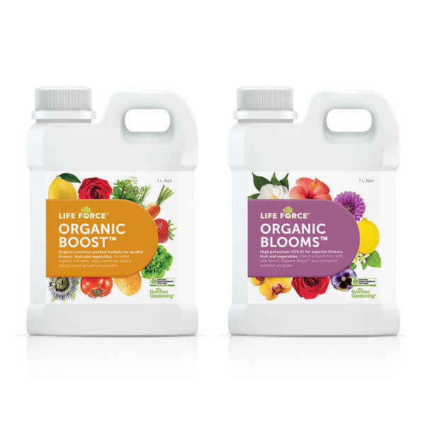 Organic Home Garden Twin Pack