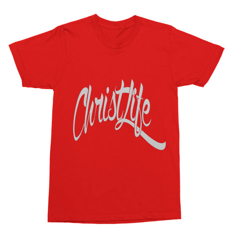 ChristLife Logo Red Tee