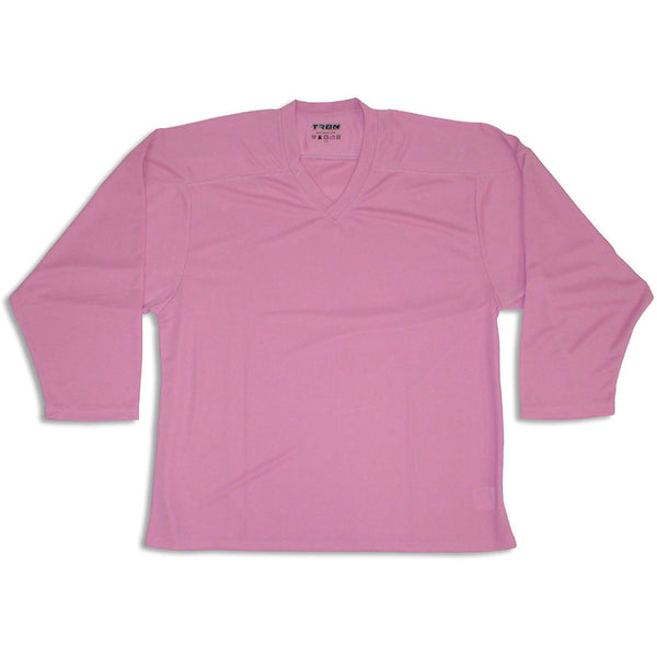 Tron Practice Hockey Jersey - Bubble Gum Pink