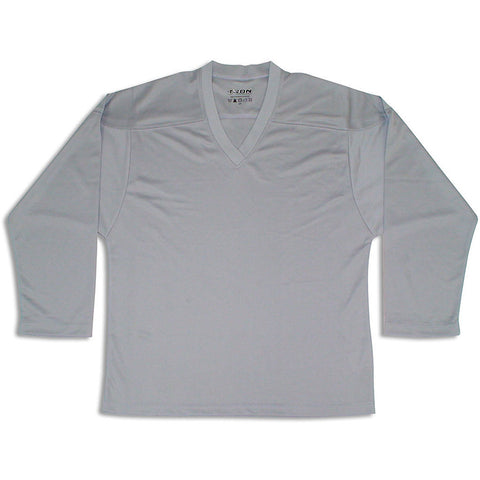 Practice Hockey Jersey DJ100 - Grey