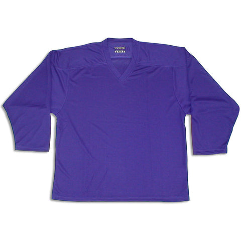 Practice Hockey Jersey DJ100 - Purple