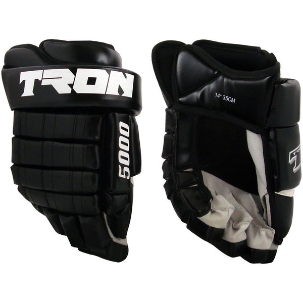 Tron 5000 Junior Hockey Gloves