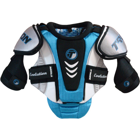 Tron Evo Junior Hockey Shoulder Pads