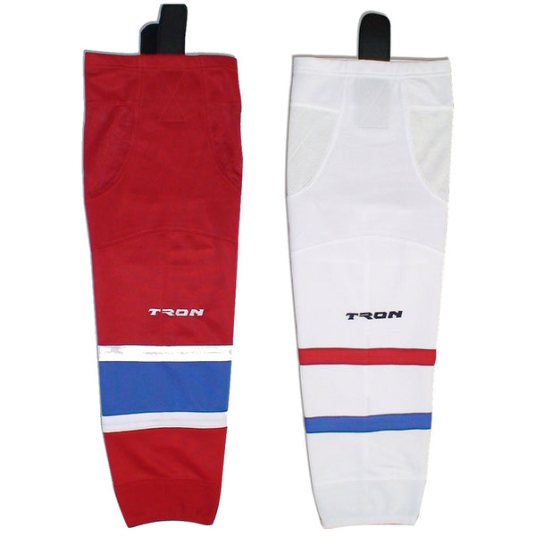 TRON SK300 Team Dry Fit Hockey Socks - Montreal Canadiens