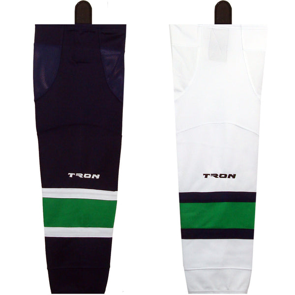 Tron SK300 Team Dry Fit Hockey Socks - Vancouver Canucks