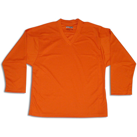 Tron Camp Hockey Jerseys DJ80 - Orange
