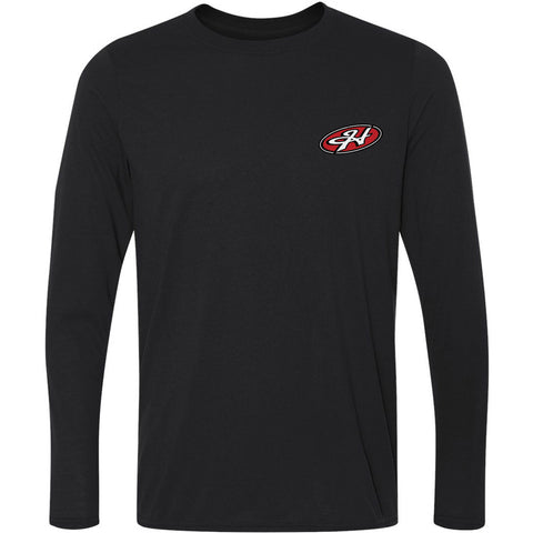 Hespeler Senior Performance Long Sleeve Shirt