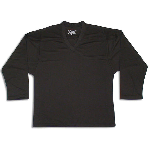 Practice Hockey Jersey DJ100 - Black