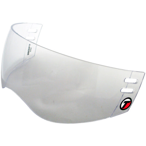 Tron S50 Dominator Hockey Helmet Visor (Clear)