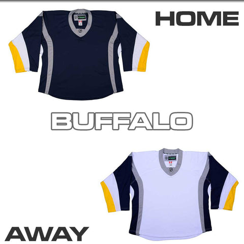 Replica Hockey Jersey Tron DJ300 - Buffalo