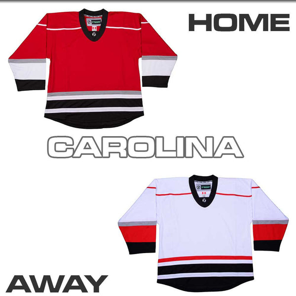 Replica Hockey Jersey Tron DJ300 - Carolina