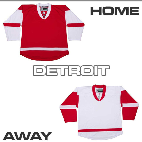 Replica Hockey Jersey Tron DJ300 - Detroit