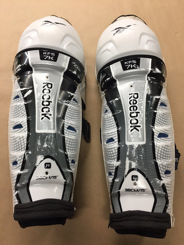 Used Reebok KFS 7K Shinguard - 15""