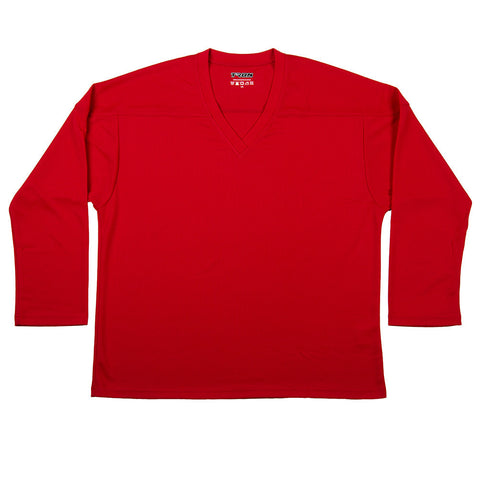 Practice Hockey Jersey DJ100 - Red
