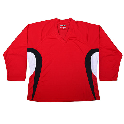 Team Hockey Jersey DJ200 - Red