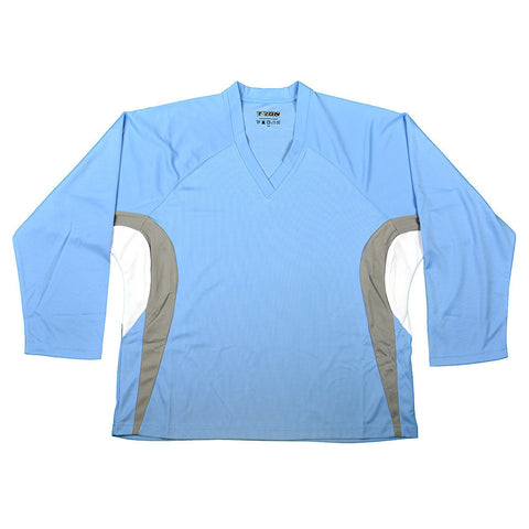 Team Hockey Jersey Tron DJ200 - Sky Blue