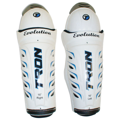 Tron Evo Junior Hockey Shin Guards