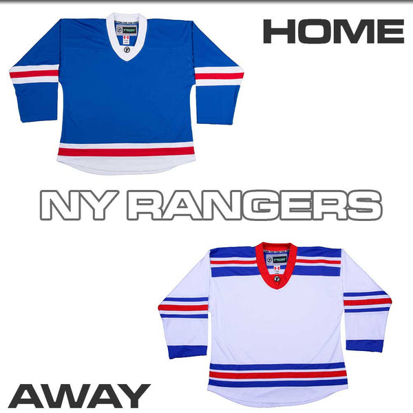 Replica Hockey Jersey Tron DJ300 - New York Rangers