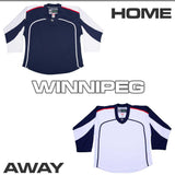 Replica Hockey Jersey Tron DJ300 - Winnipeg