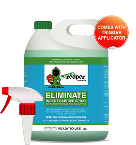 Eliminate Insect Barrier Spray 5 Litre Ready To Use