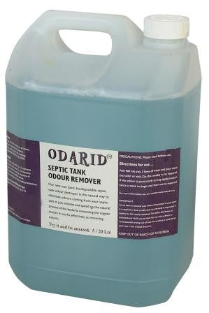 Septic Tank Odour Remover 20 Litre