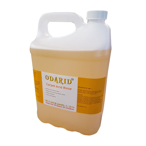 Acid Carpet Rinse 5 Litre