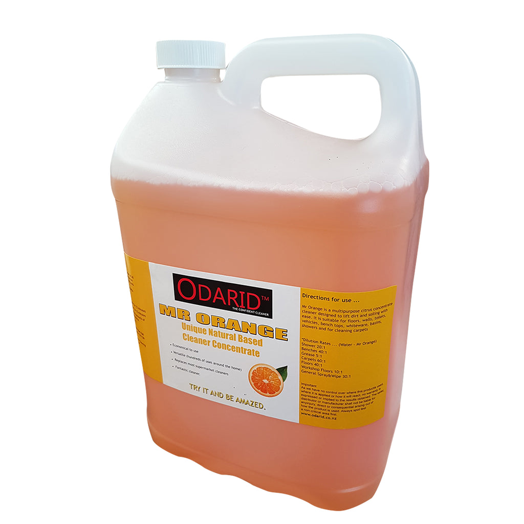 Mr Orange Citrus Cleaner 5 Litre Recession Buster