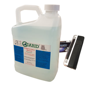 Pet Stain & Odour Remover Black Light & Fragranced 2 Litre