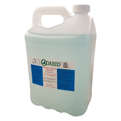 Pet Stain & Odour Remover 5 Litre Fragranced