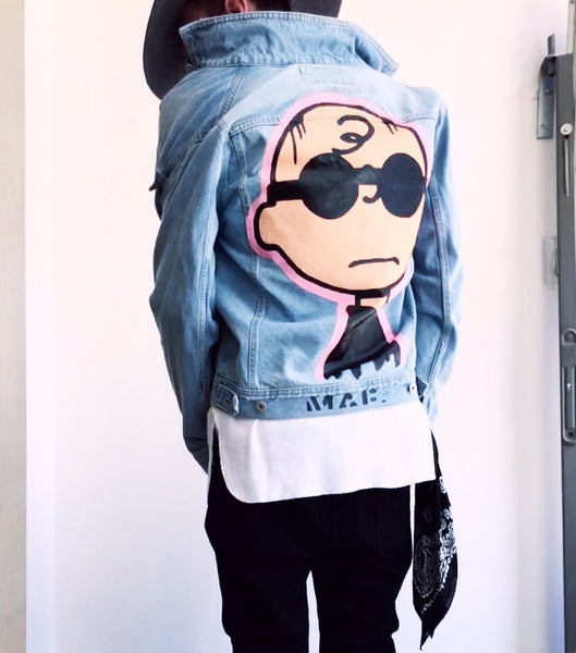 Self Portrait Denim Jacket