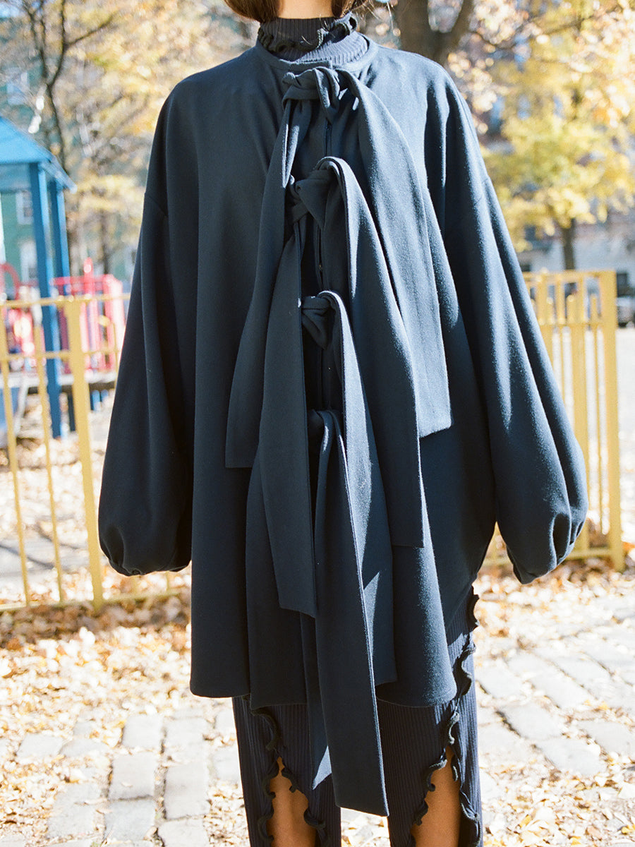 KINSKI COAT DRESS