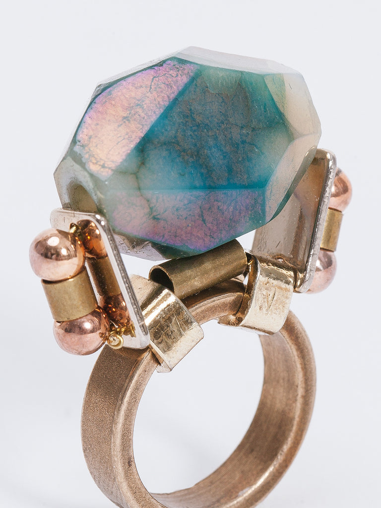 SOIR RING PENDANT