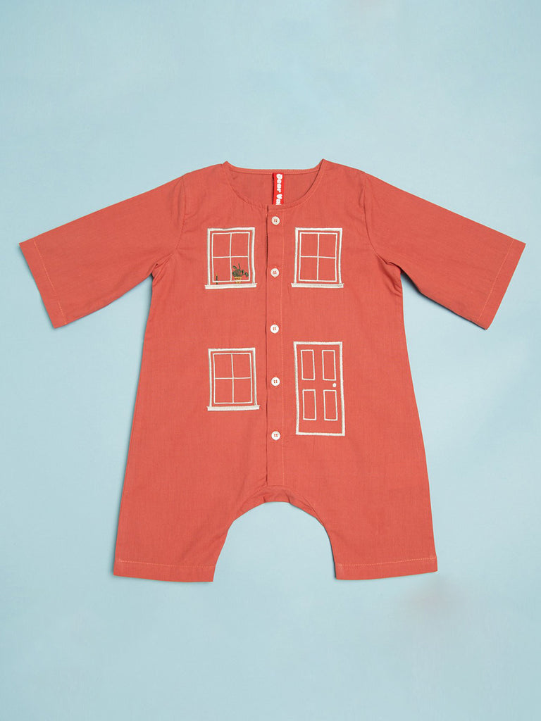 BABY HOME JUMPSUIT
