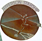 dragonfly, jefferson starship, 70s, vintage, t-shirt, iron-on