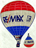 remax realtor real estate logo vintage 70s t-shirt iron-on transfer