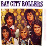 bay city rollers vintage 70s t-shirt iron-on, graphic tee