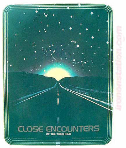 CLOSE ENCOUNTERS of the Third Kind 3 Vintage 70s Iron On tee shirt transfer Original Authentic nos retro